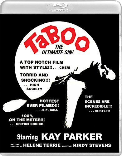 Taboo (Kay Parker) [Blu-ray/DVD Combo] Vinegar Syndrome…