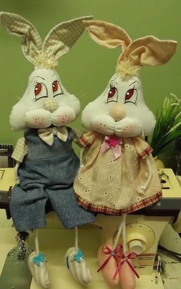 двойные кролики