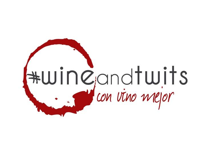 Nuevo logo #wineandtwits realizado por http://www.madmediacomunicacion.com/