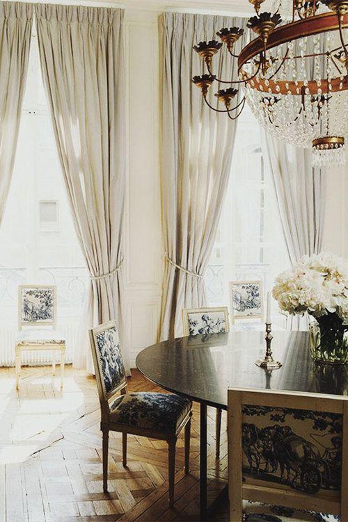 Classic Dining Room | Architecture Luxury Interiors | Rosamaria G Frangini