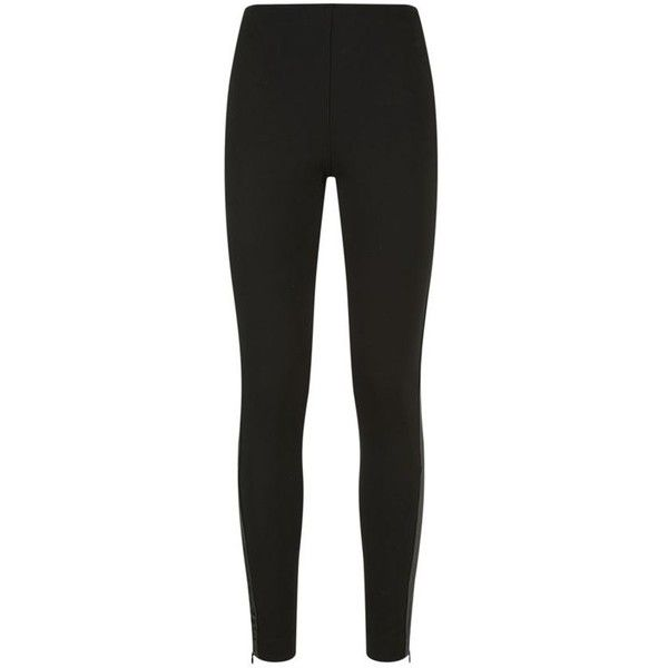 Polo Ralph Lauren Skinny Fit Tuxedo Trousers ($180) ❤ liked on Polyvore featuring pants, skinny pants, skinny leg pants, tuxedo trousers, elastic waist pants and polo ralph lauren