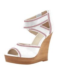 You fell head over heels for our baseball heel, now get ready to show your support for your favorite sluggers...