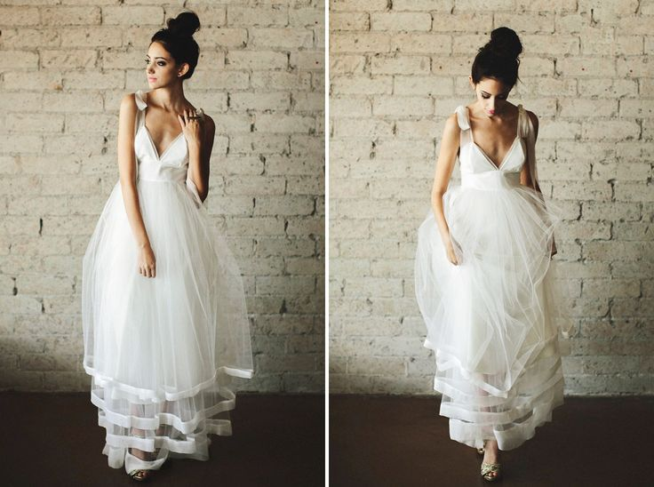 51 best images about non traditional wedding dresses on for Non wedding dresses for brides