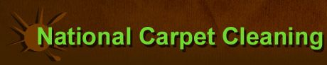 National Carpet Cleaning tips and instructions for all sorts!