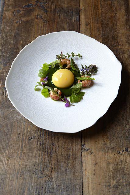 Restaurant Jean Sulpice - jaune d oeuf | #ValThorens