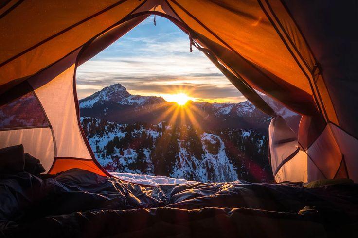 Acampamento é um local onde se estabelecem barracas ou tendas, geralmente com proximidade à natureza onde toda a infraestrutura é levada pelos campistas, tal prática é conhecida por campismo.