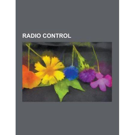 Radio Control: Radio-Controlled Model, Cox Model Engine, Radio-Controlled Glider, Radio-Controlled Boat, Distributed Power, Cox Model
