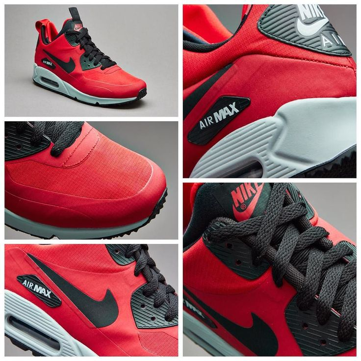 denmark air max 90 winter mid gym red c8bf4 34309