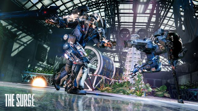Dark Souls-inspired action-RPG The Surge gets a release date