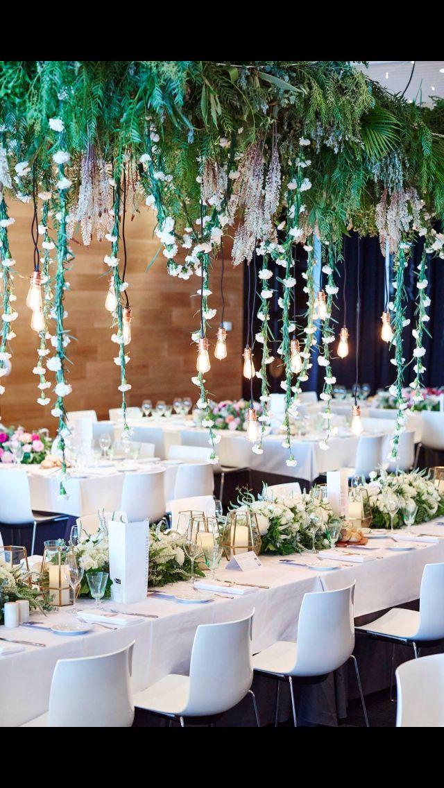 #aussiewedding #summerwedding #bohochic #fairylights #weddingfloral