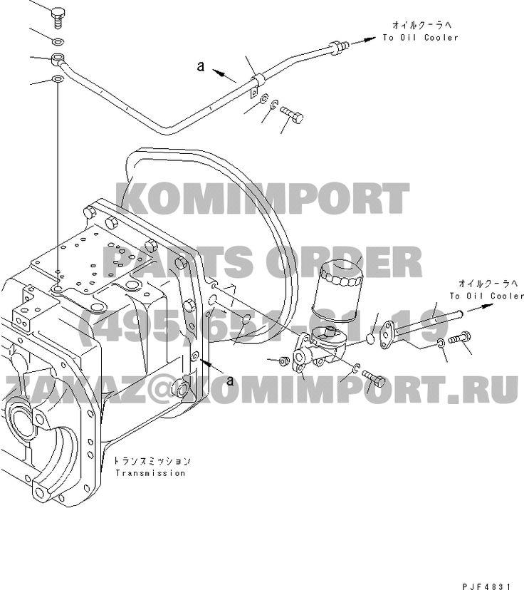 Komatsu parts catalogue, komatsu parts book, komatsu parts