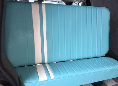 If you're in need of rock and roll bed inspiration for your camper van conversion, explore our smart bed image gallery for ideas on different trim options.