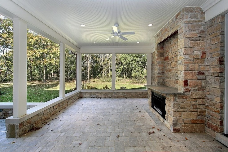 Top 25 ideas about porches on pinterest wrap around for Wrap around porch columns