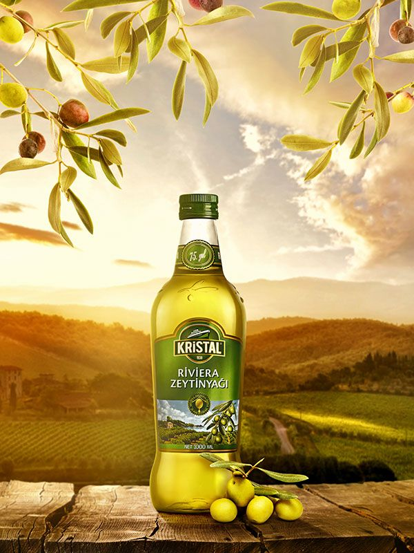 Olive Oil on Behance