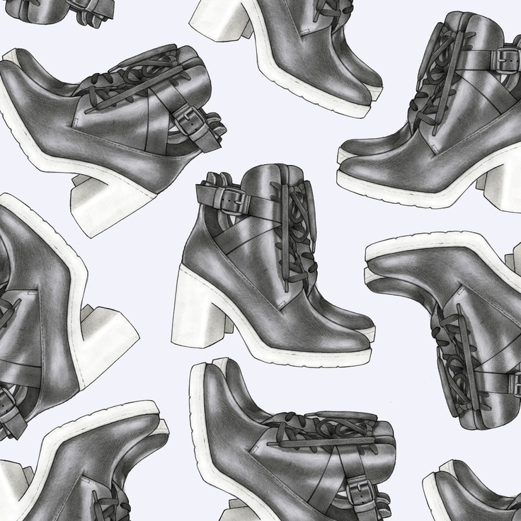 Alexander Wang boots on my Birthday wish list