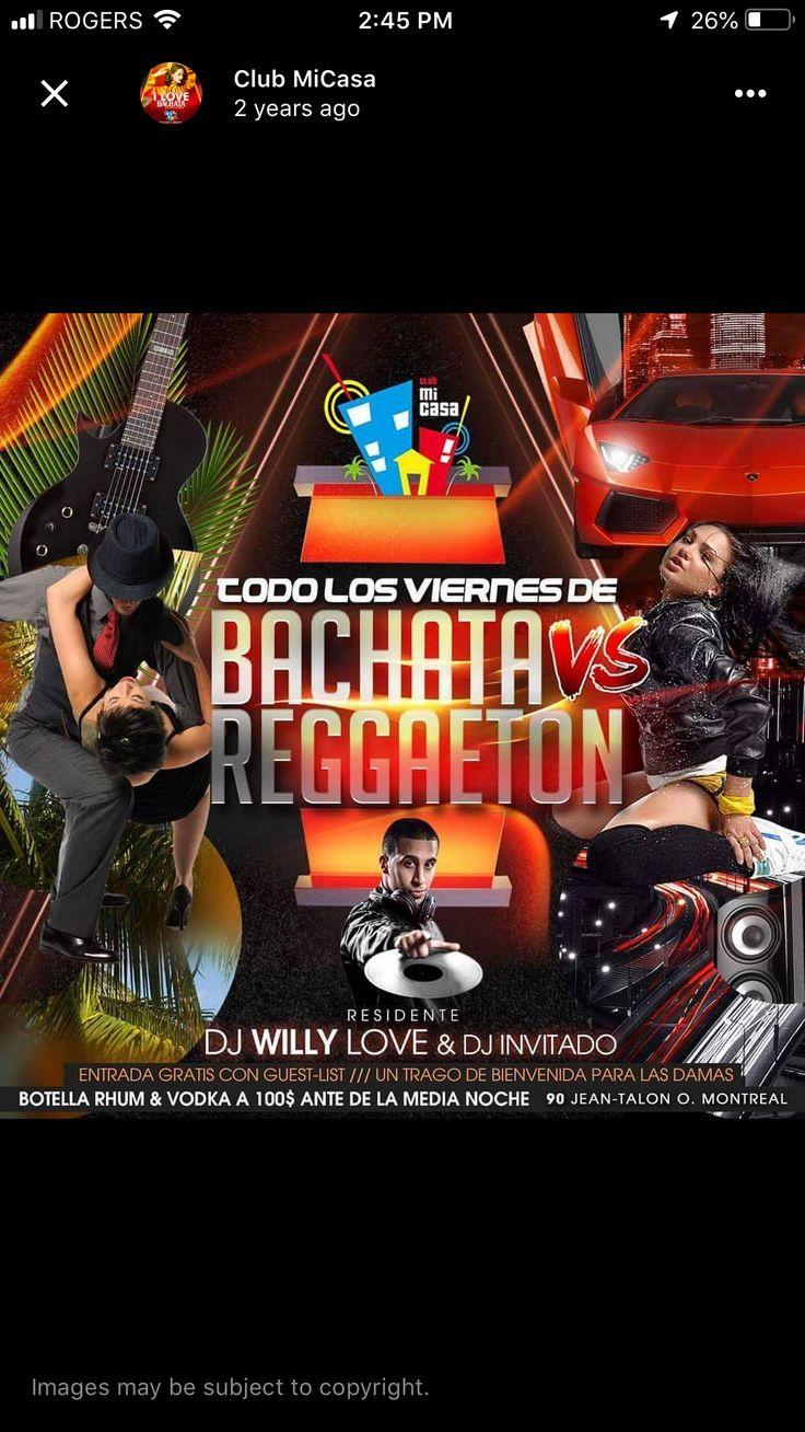 Clubbing is so fresh i dance bachata reggaetton salsa