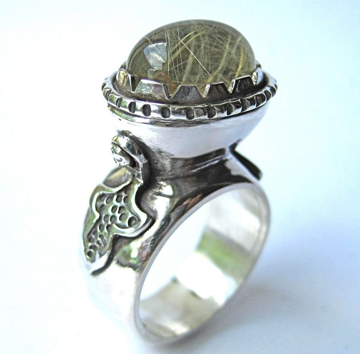 The Lost Ring of Aes Sidhe by CeebWassermann on Etsy https://www.etsy.com/au/listing/66184681/the-lost-ring-of-aes-sidhe