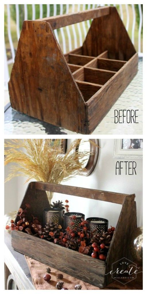 best 25 natural fall decor ideas on pinterest
