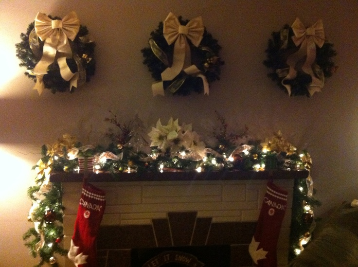 Christmas is here at our home