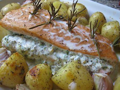 Topzalmpje!   Voor het Foodblogevent van juli vraagt Yannah van koken.blogspot.com  alle foodbloggers om hun recept voor een t...