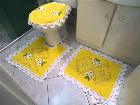 Mulher.com 03/07/2014 - Jogo Americano Croche Vitrine por Maria Jose - Parte 2 - YouTube