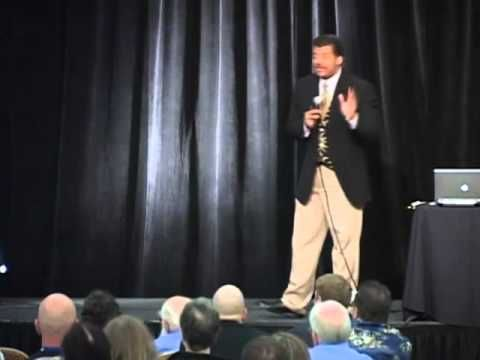This is so entertaining...lol!! Dr Neil DeGrasse Tyson - The Amazing Meeting 6