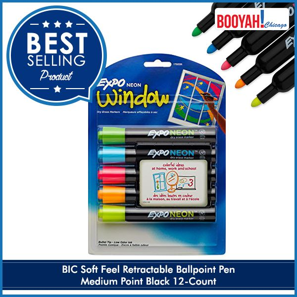 #GenuineImportedProductsDirectFromUSA Only at Booyahchicago.com Expo Neon Dry Erase Markers Bullet Tip 5-Pack Assorted Colors : http://tinyurl.com/y87enmm7  #OfficeSupplies #SchoolSupplies