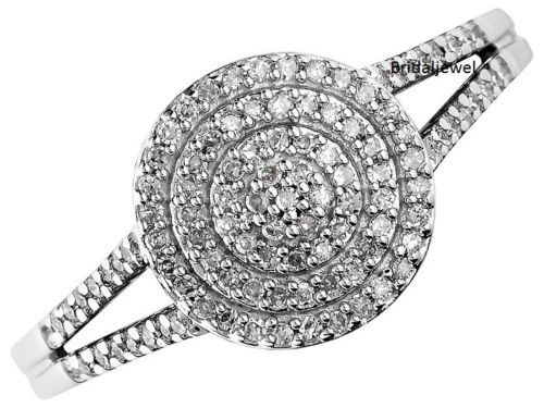 Cluster-Anniversary-amp-Engagement-2Ct-Round-Diamond-Halo-Ring-925-Sterling-Silver