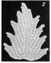 Вяжем листья мака — Рукодельный уголок
