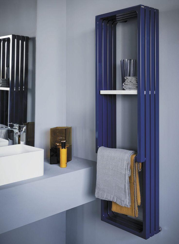 81 best Radiateur design images on Pinterest Radiant heaters - puissance seche serviette salle de bain