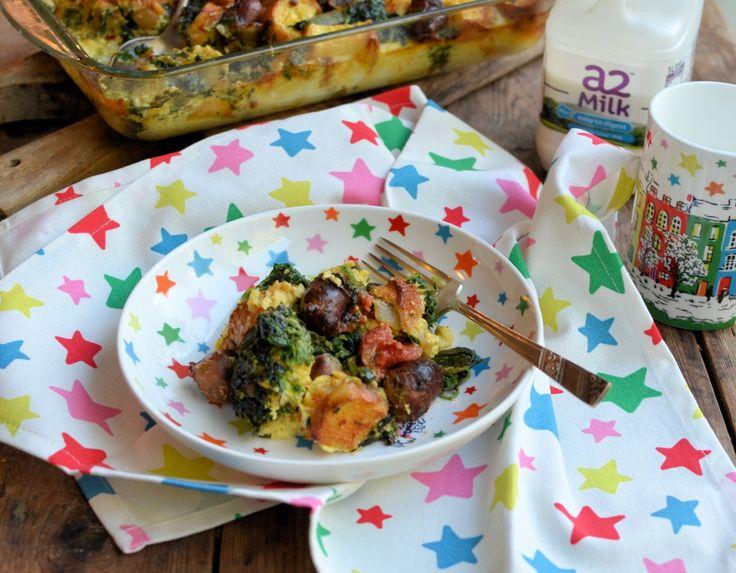 Christmas Morning Breakfast Bake & £50 Waitrose Voucher Giveaway