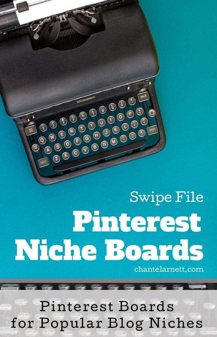 Want to leverage Pinterest to drive traffic to your blog? Grab my swipe file of 125 Pinterest boards for popular blog niches.