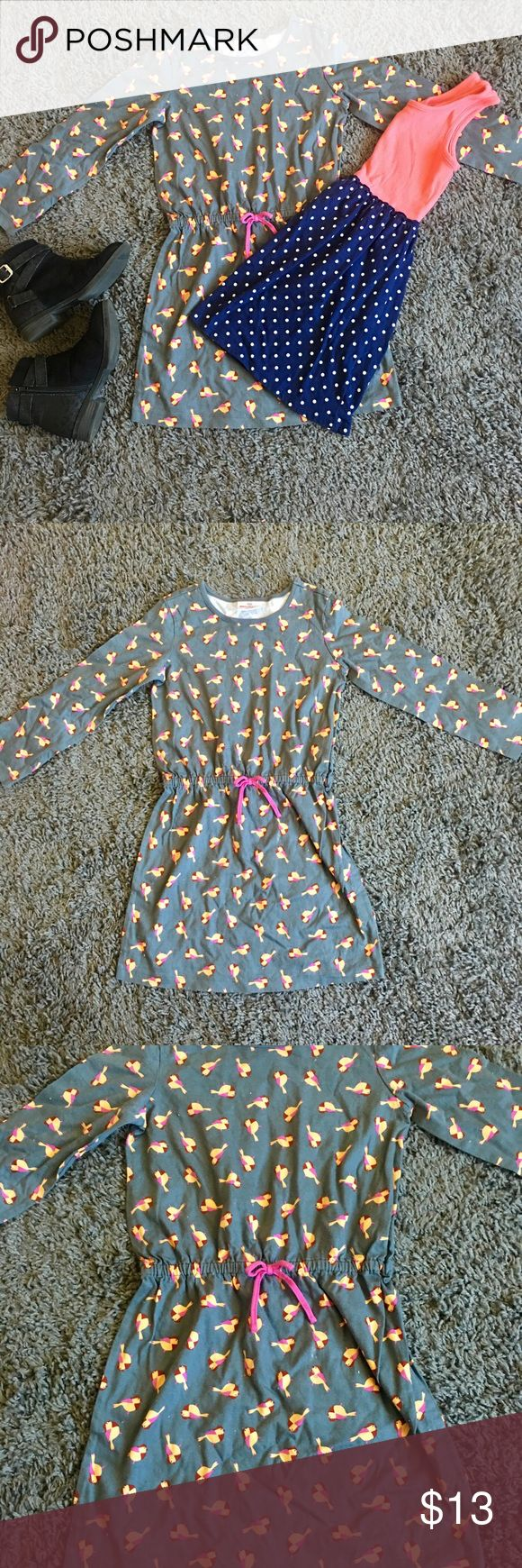 Girls 2pc Dress Bundle Size 6 👗 Hanna Andersson Girls 2pc Bundle Hanna Andersson 120 Faded Glory Size 6/6x gently Cared for, smoke free home 🏡  Ready to be shipped to new home. Fast Shipping Hanna Andersson/Faded Glory Dresses Casual