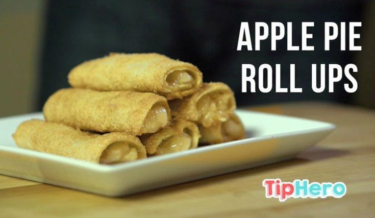 It's apple season so I'm on the hunt for fun things to make with apples. These Apple pie roll ups only take 5 ingredients and are so easy to whip up. There wonderfully warm and delicious. You get that wonderful warm apple cinnamony flavor in each bite....