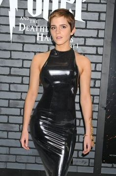 Image result for emma watson latex