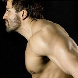 Exercise instruction via exercise science information as well as videos of the best traps exercise for maximum trapezius and neck development.