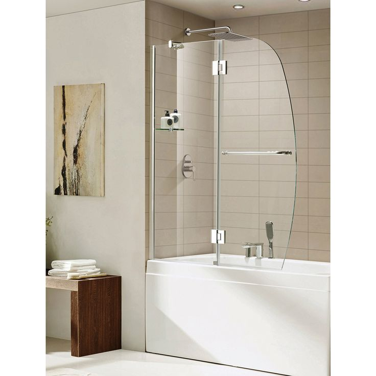 Small Bathroom With Frameless Shower: 17 Best Ideas About Frameless Shower Doors On Pinterest