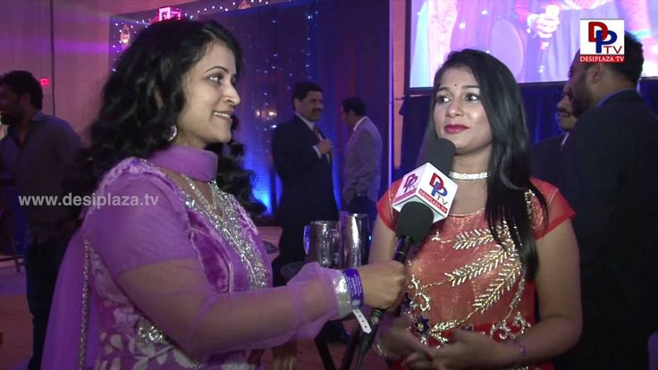 Tollywood Anchor Pinky at NATA Convention Banquet Being Held in Dallas from May 27th to 29th, 2016 at Dallas Convention Center.