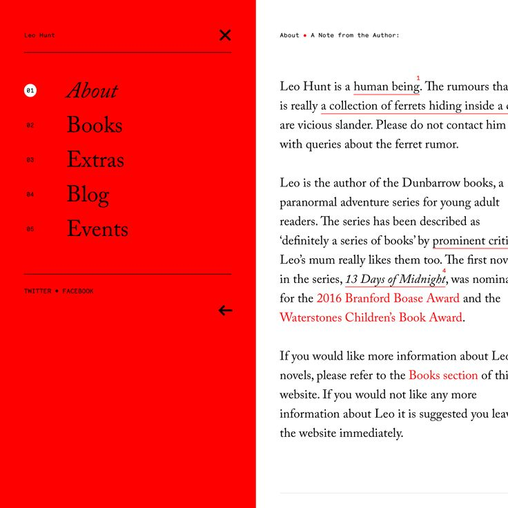 Fonts Used: Caslon and Monosten • Typewolf Typography Inspiration