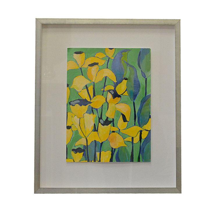 Lulu DK's Yellow Iris