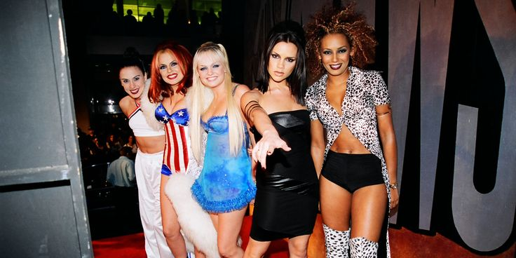 They were once one of the biggest girl groups of the '90s, but it's been years since the five Spice Girls were together on tour. Earlier this year, there was a brief but frenzy-inducing report that th