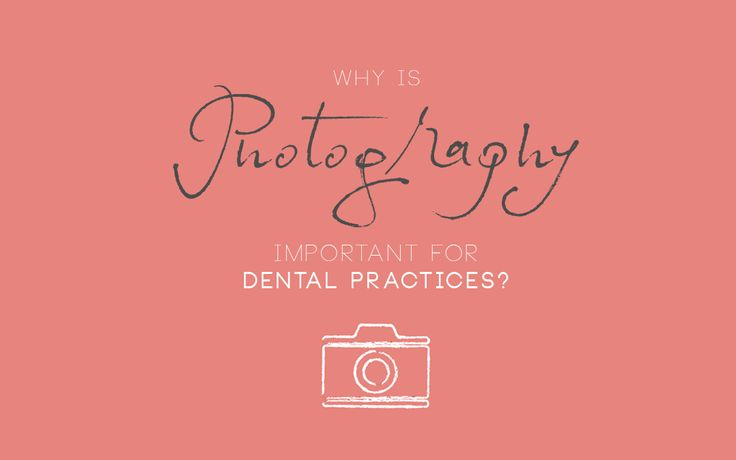 Dentists always ask us why photography is so important. Today on the blog, we're sharing why it's essential for your practice to ditch the stock imagery and start creating your own content!  #dentalsoiree #dentalphotography