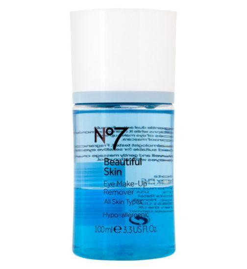 No7 - Beautiful Skin - Eye Make-Up Remover