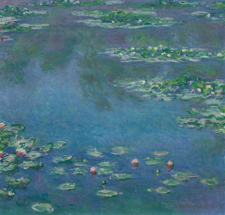 Water Lilies | The Art Institute of Chicago