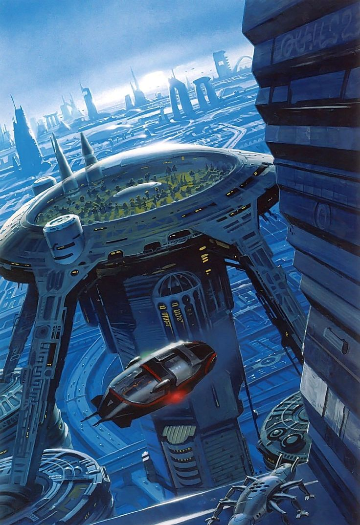 Cover illustration by Chris Moore for The Simulacra, Philip K. Dick (2004 edition)