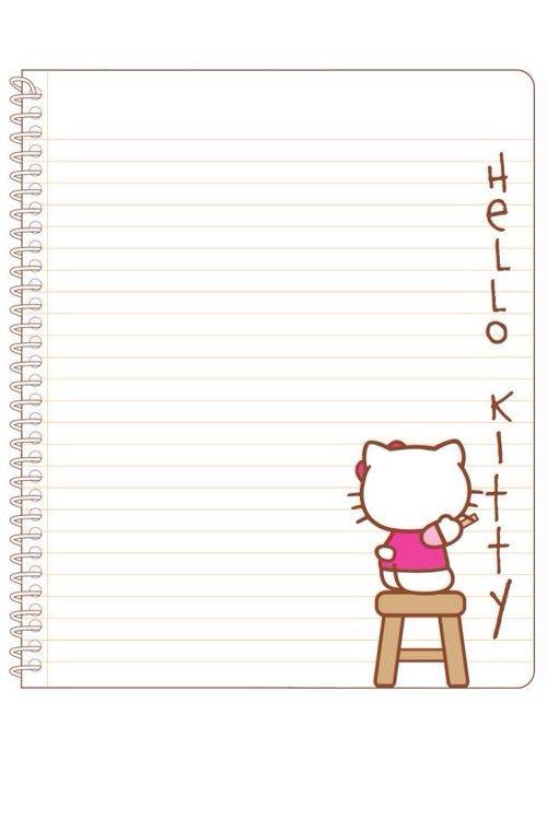 245 best PRINTABLE 4 images on Pinterest Letter set, Paper note - printable lined notebook paper