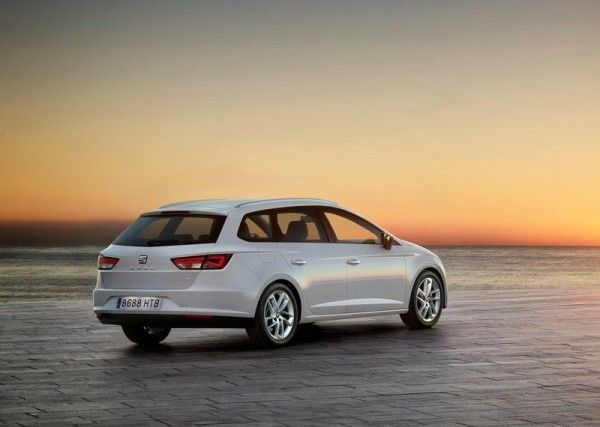 2014 Seat Leon ST Redesign 600x427 2014 Seat Leon ST Full Reviews