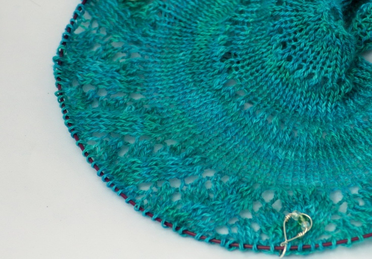 As An Experienced Lace Knitter...: The Sample Knitting Saga (cont.)-- part 3