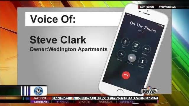 KNWA Investigation Prevents Rent Increase at Senior Citizen Apartment FAYETTEVILLE, Ark. -- - It's a story we've been investigating for months. People at Wedington Place Senior Apartments in Fayetteville heard they could be kicked out or their rates were going up. Owners assured renters this was not the case. Then they ...