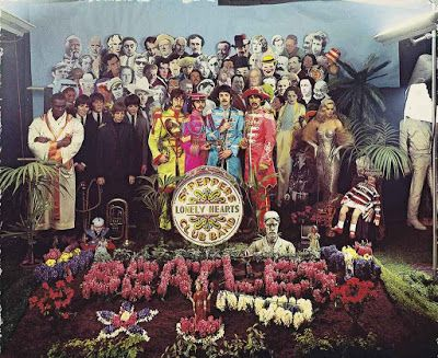 The Daily Beatle: It was 50 years ago today: Shooting the Sgt Pepper...